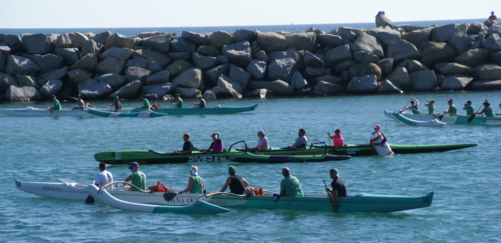 Dana Outrigger Paddlers